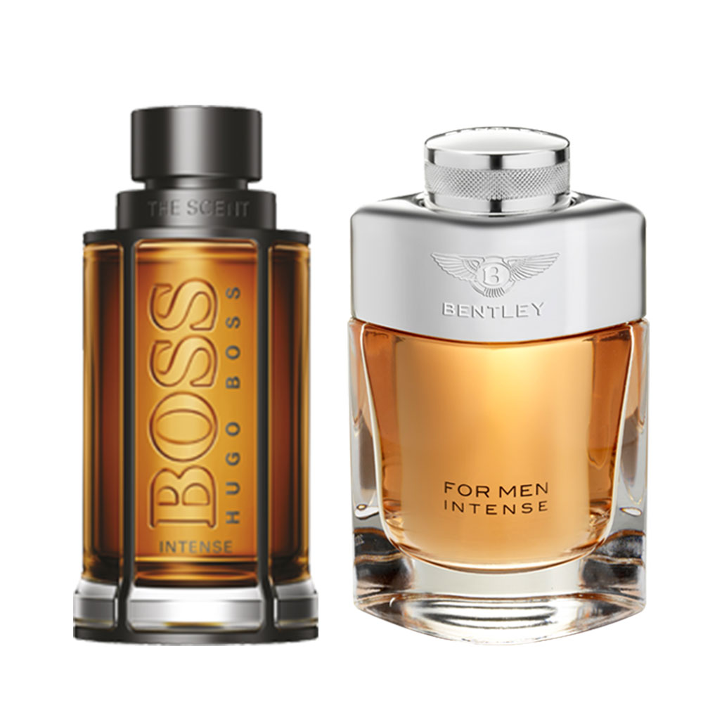 boss scent intense for him