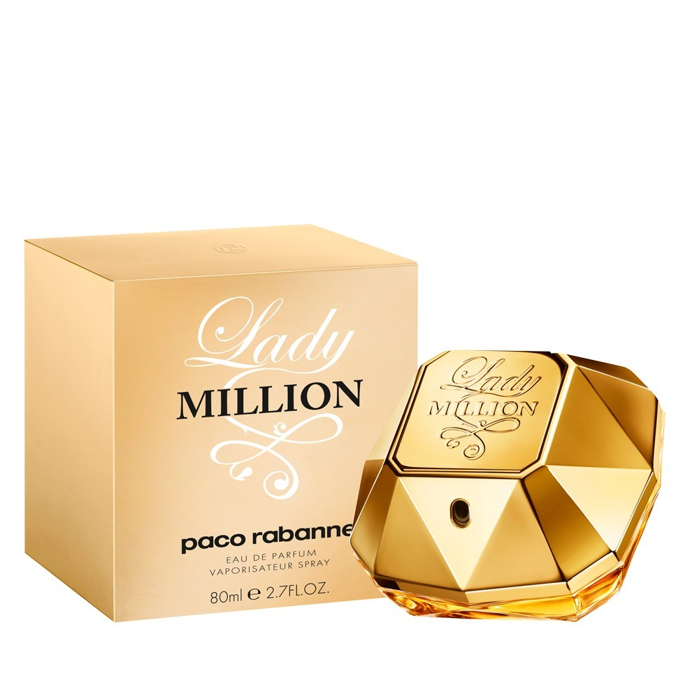 Paco Rabanne Lady Million 80ML – The Perfume Smell